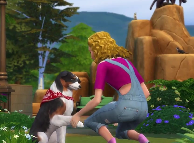 Origin Sims  Dogs And Cats