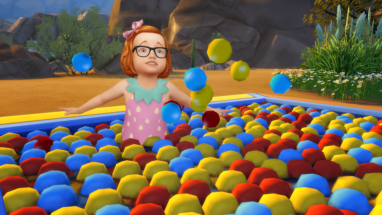 You Can Now Download a More Realistic Ball Pit for The Sims ...
