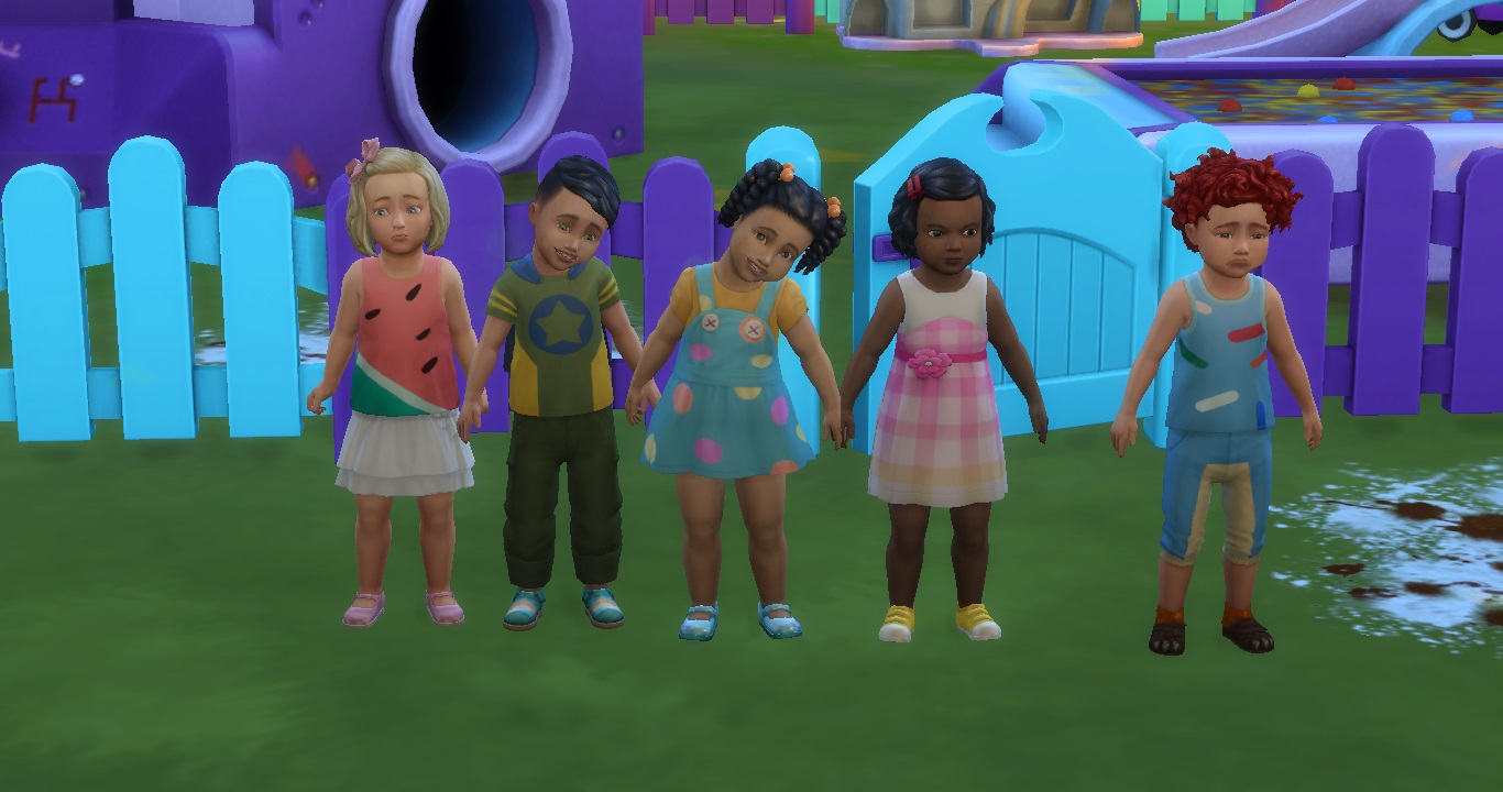 The Sims 4 Toddler Stuff Time For A Play Date Simsvip