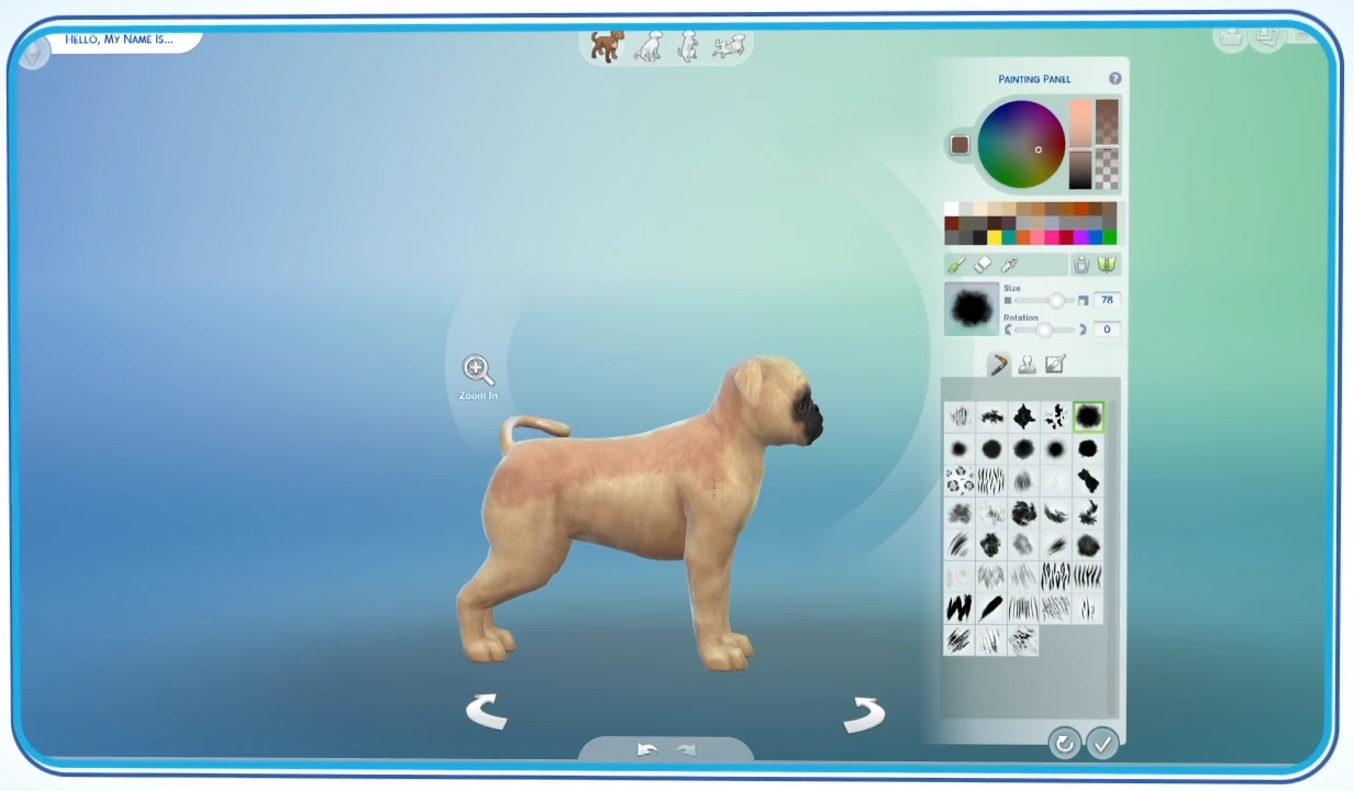 Update Eyes For Cats And Dogs Sims