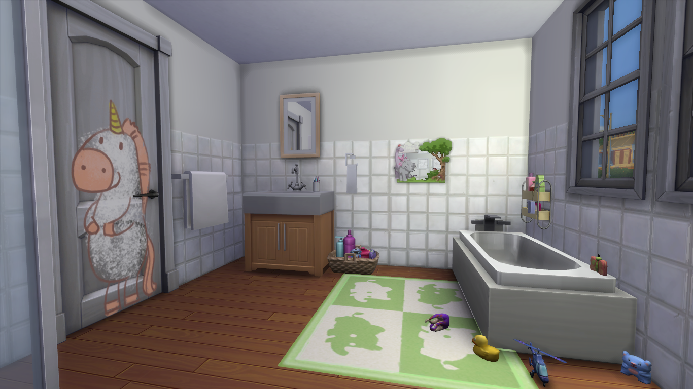 Bathroom 1 Simsvip