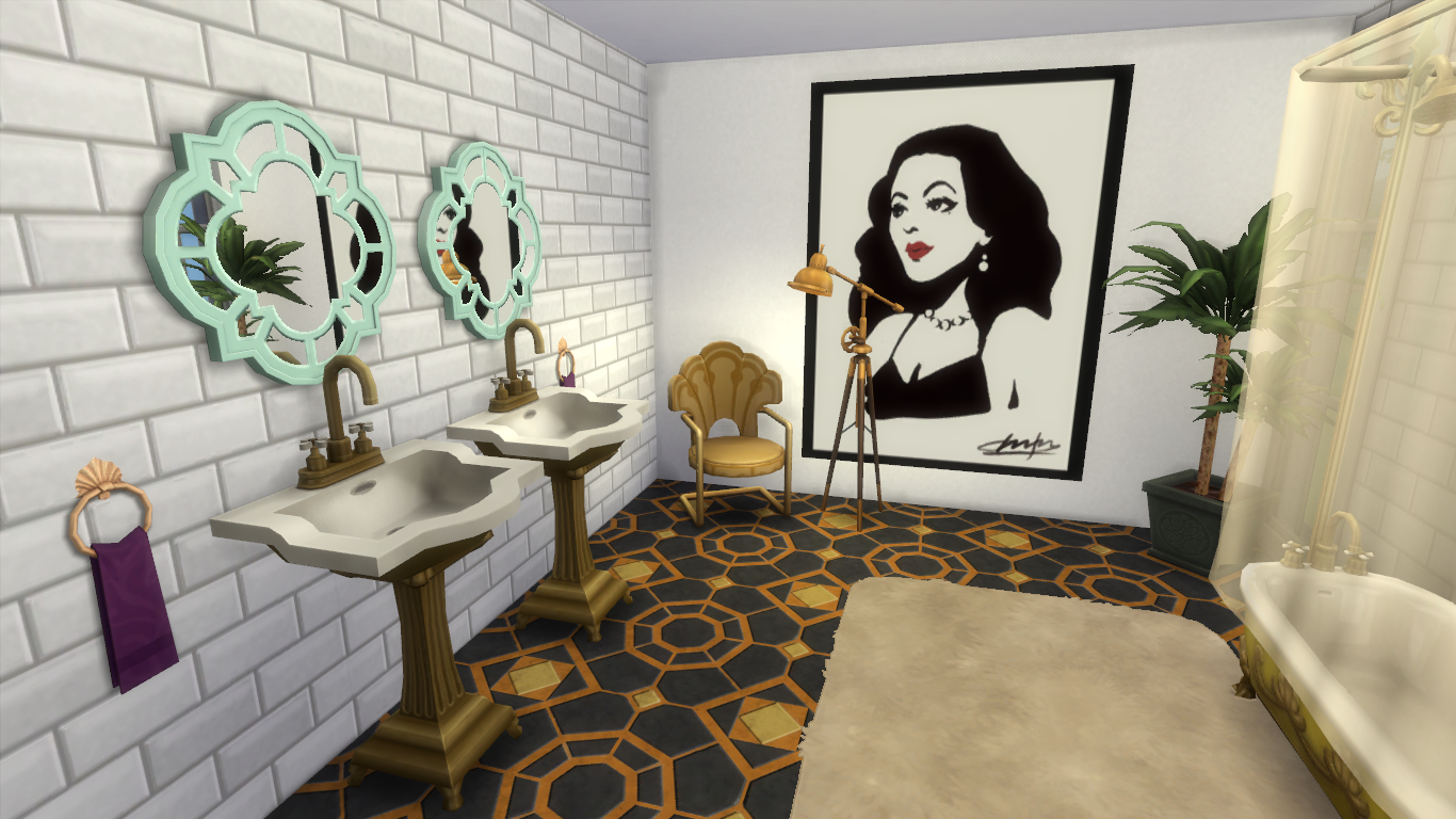 How To Furnishing Bathrooms In The Sims 4