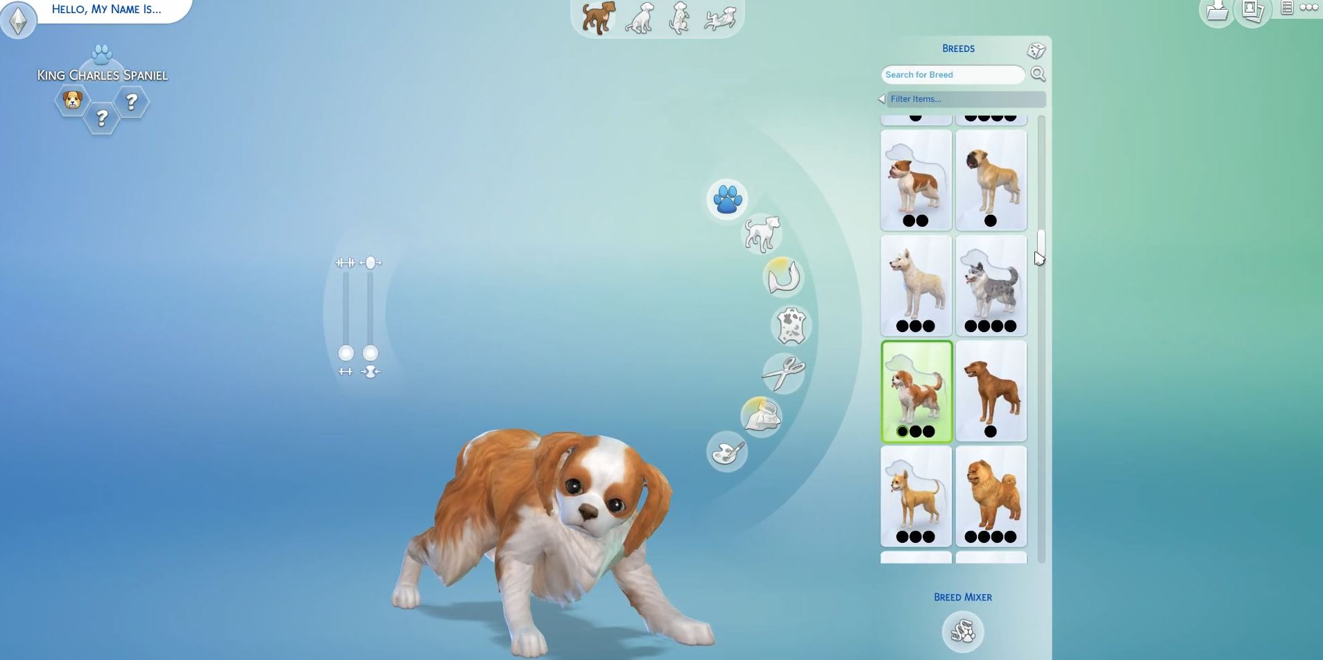 Sims  Cats Ansd Dogs All Breeds