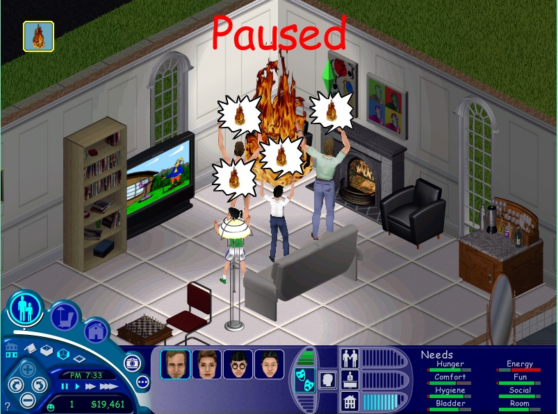 The sims throwback to the game that started it all simsvip for Online games similar to sims