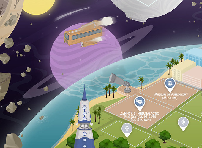 The Sims 4: Fan-Made World Maps That Are SIMply Amazing   SimsVIP