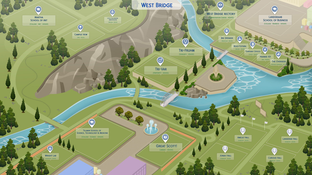 The sims 4 fan made world maps that are simply amazing simsvip additional fan made maps can be found on felipes deviantart gumiabroncs Gallery