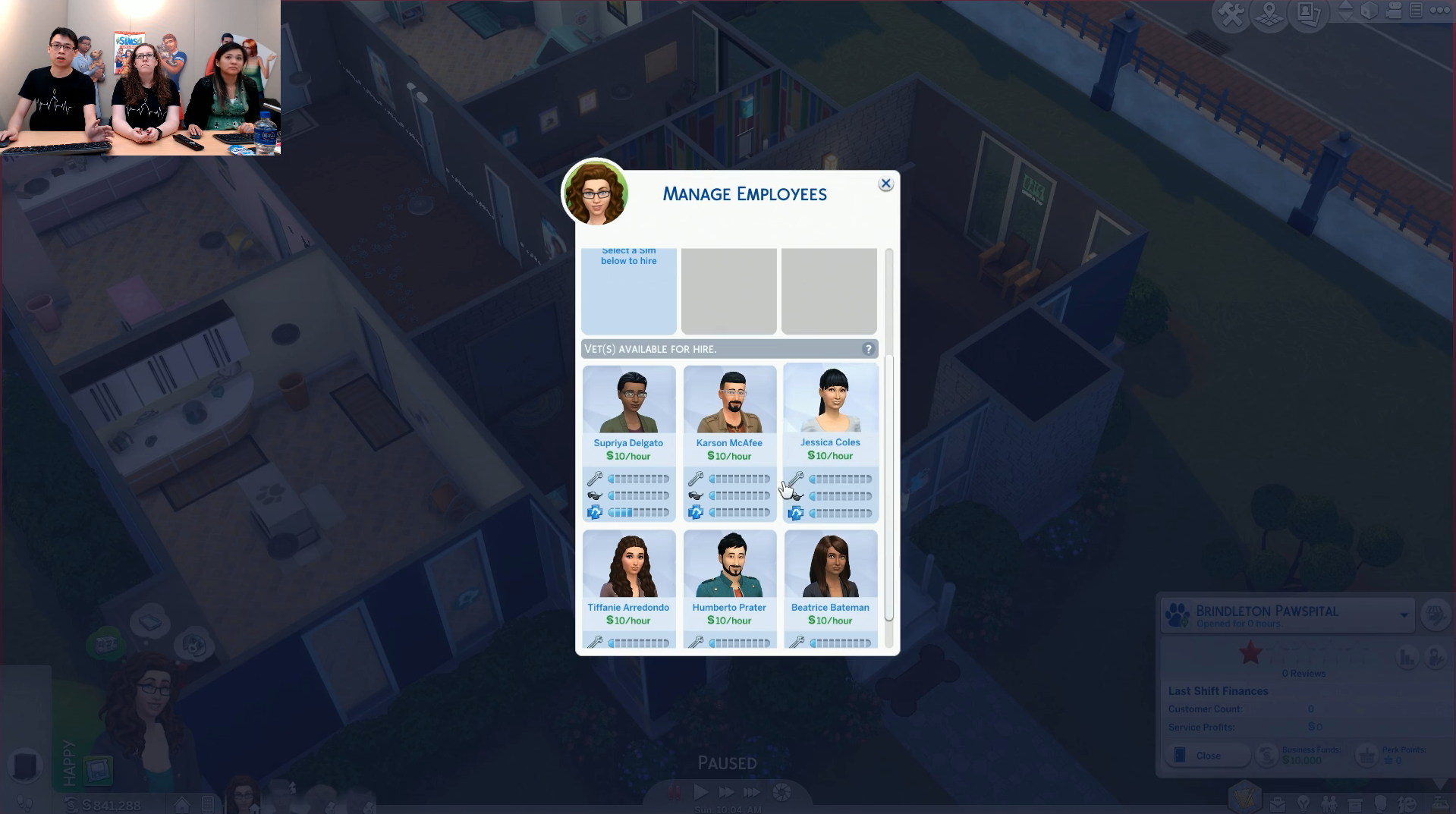 The Sims  Cats And Dogs Business Perks