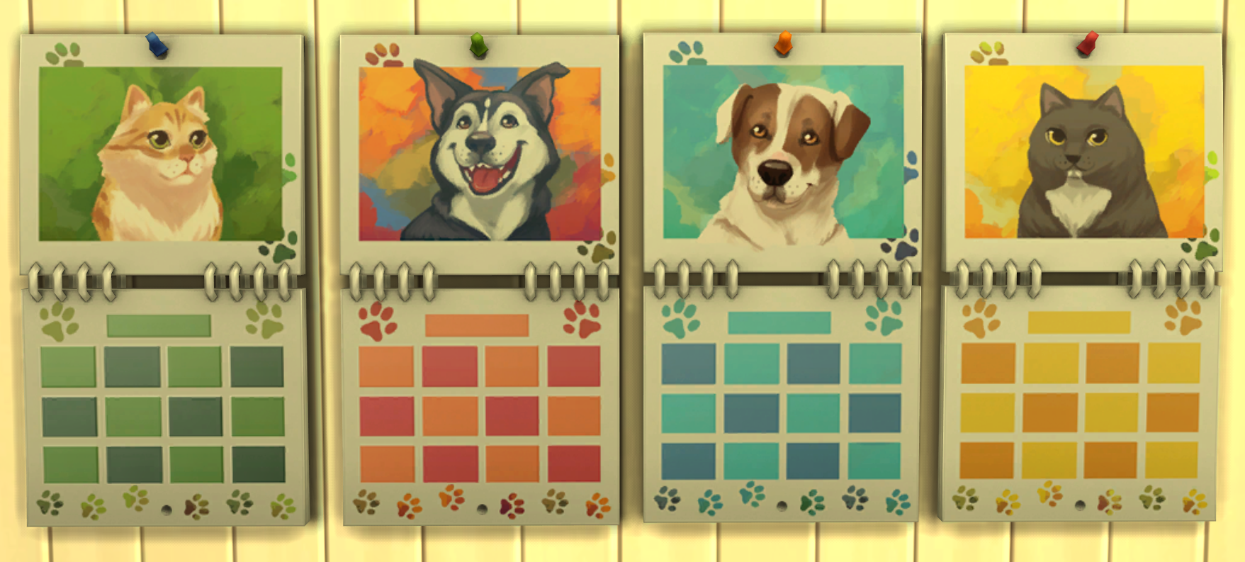 Sims  Will Seasons Come After Cats And Dogs