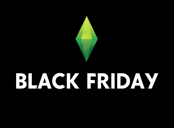 Sims  Cats An Dogs Black Friday Sale