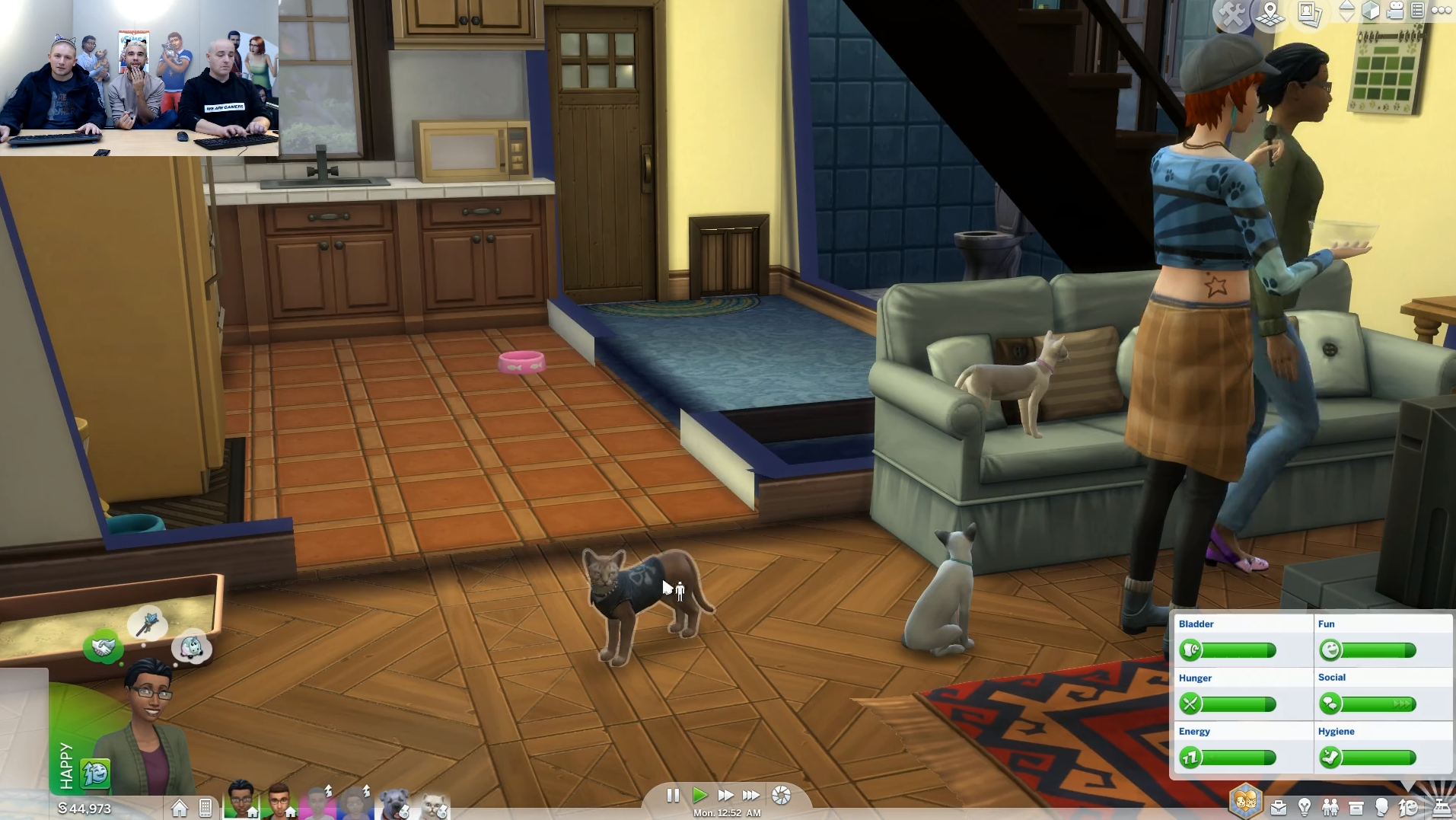 sims 4 cats and dogs stuck on loading screen