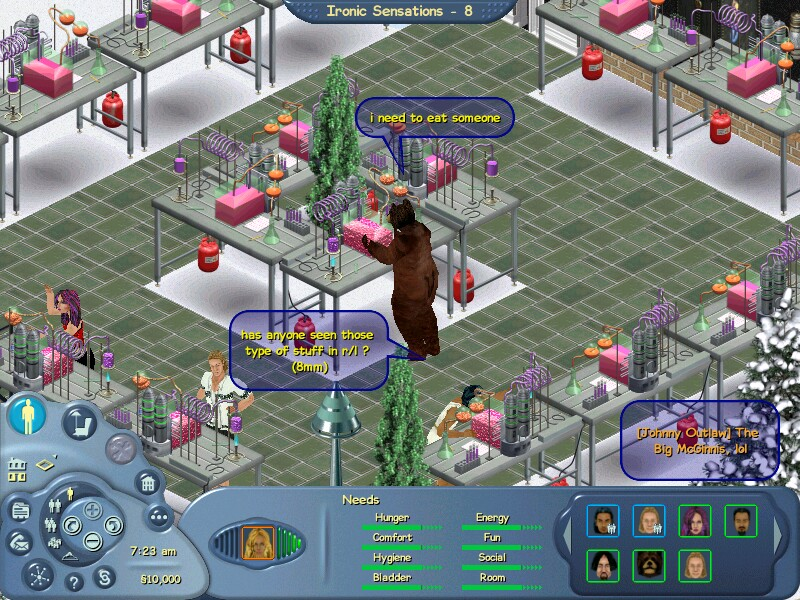 dating sims online games