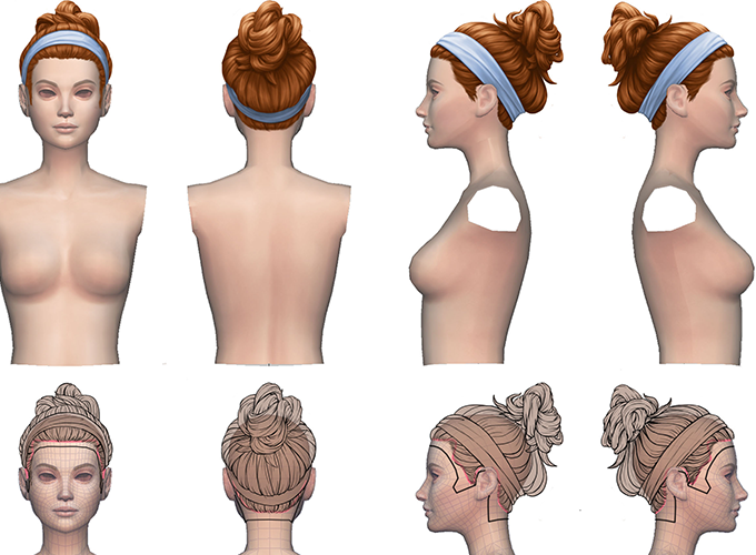 The Sims 4 Update: Laundry Day Hairstyles Revealed | SimsVIP