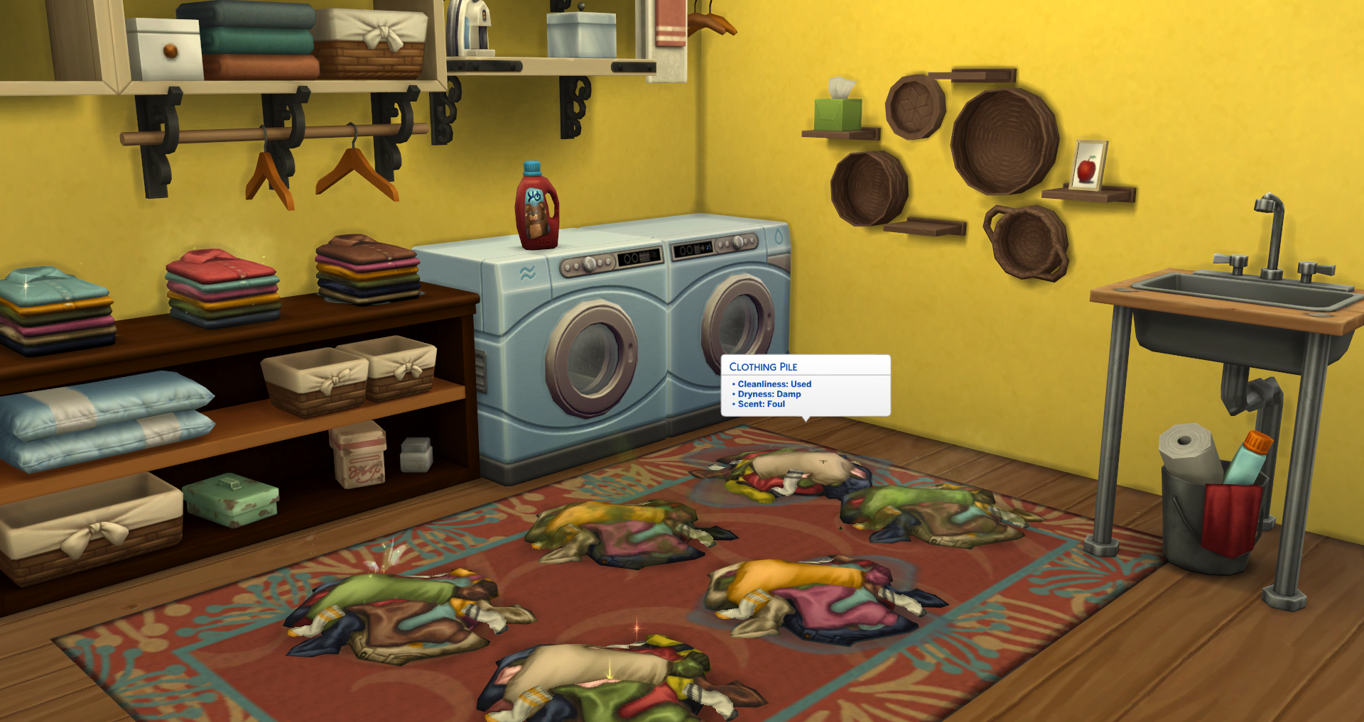 The Sims 4 Laundry Day Stuff Guide - SimsVIP