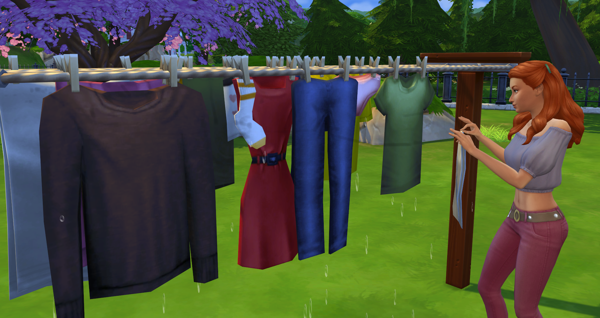 The Sims 4 Laundry Day Stuff Guide Simsvip