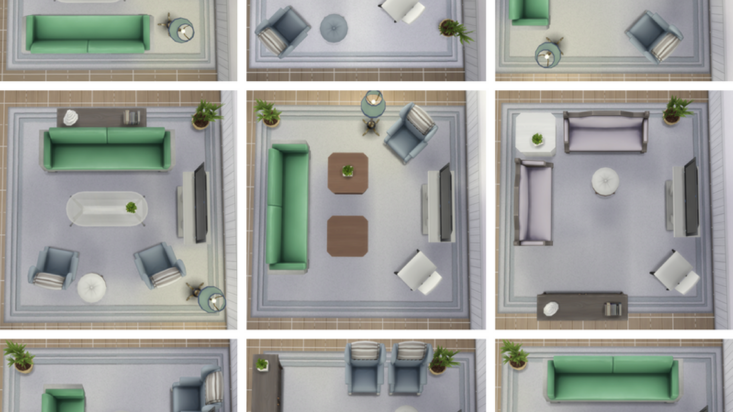 small spaces, big style | SimsVIP
