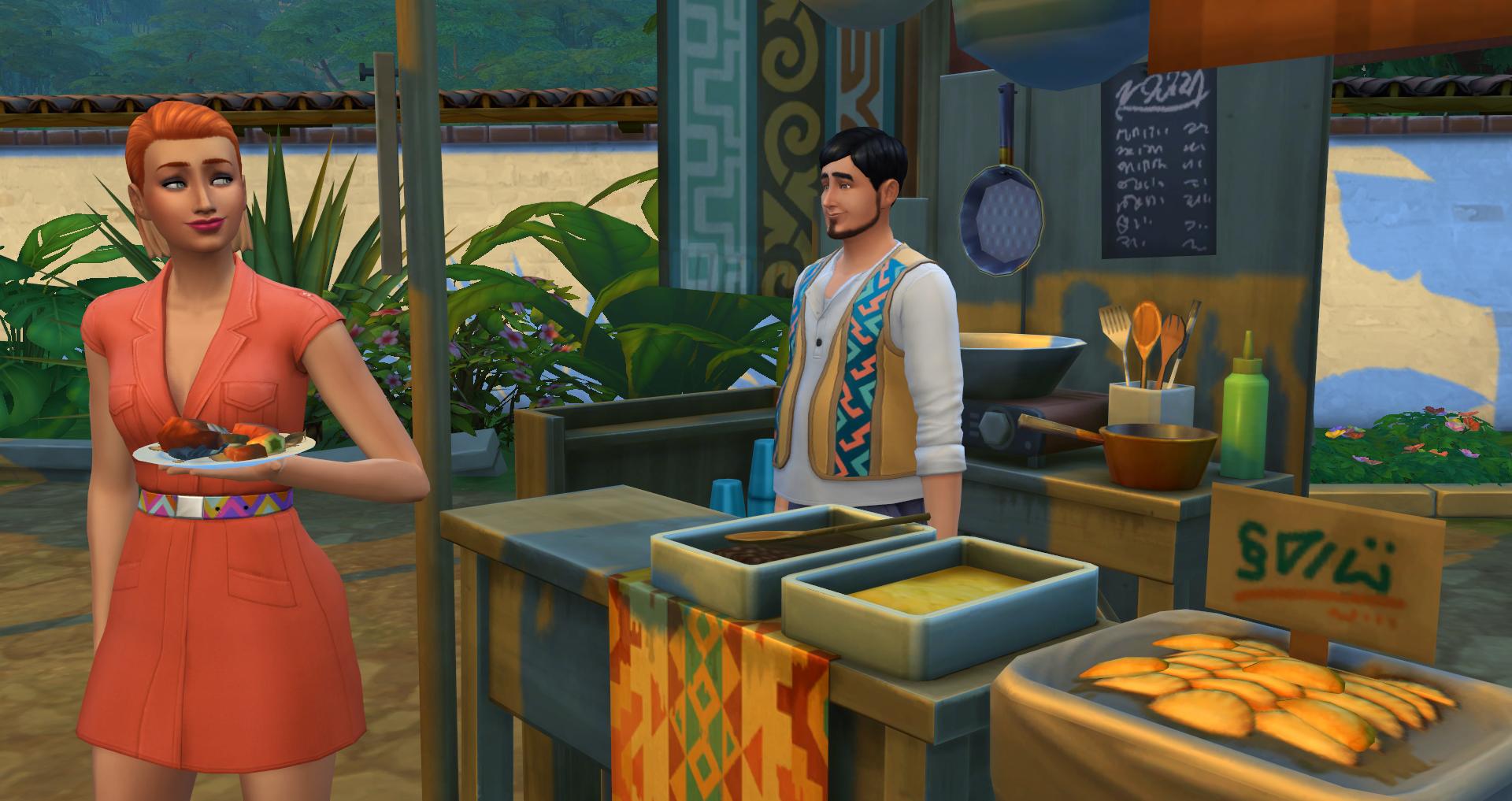 The Sims 4 Jungle Adventure Guide   SimsVIP