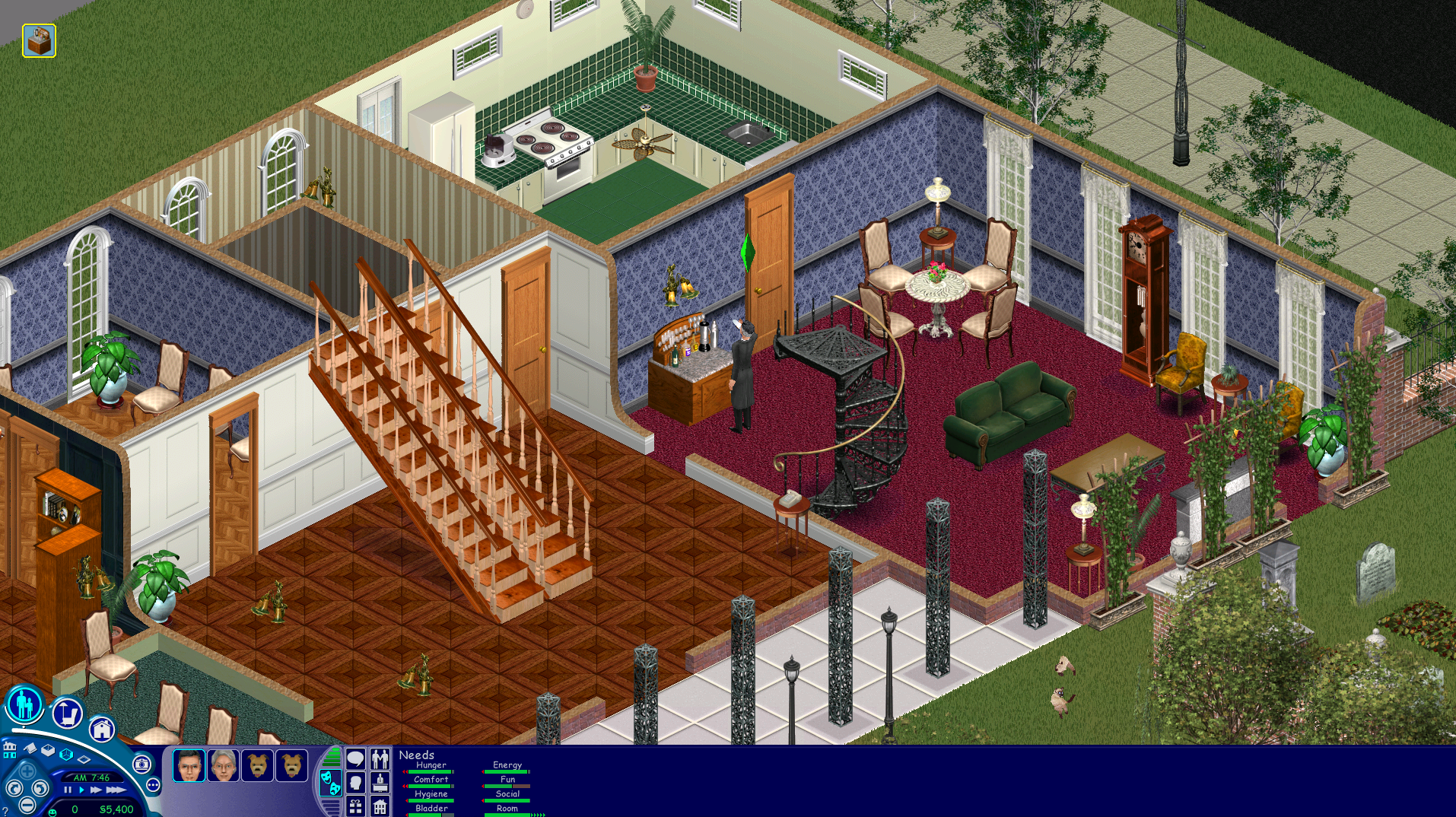 How To Play The Sims 1 on Windows 10 Widescreen Fix