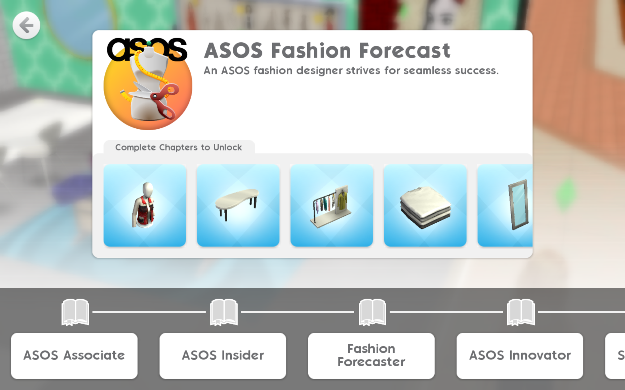 Sims Mobile How To Unlock The Photography Career Complete The Asos Fashion Event Simsvip