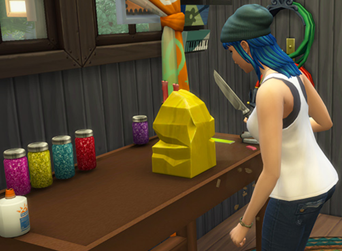Add Some Flame To Your Game with The Sims 4 Candle Making