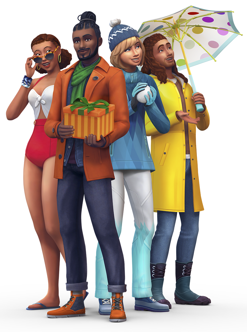 Image result for the sims 4 seasons