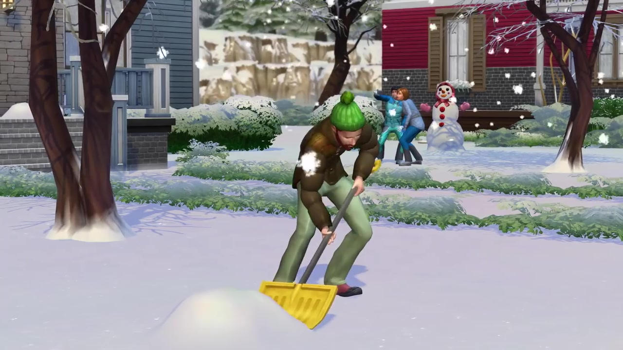 the sims 4 seasons simgurukate responds to questions about snow