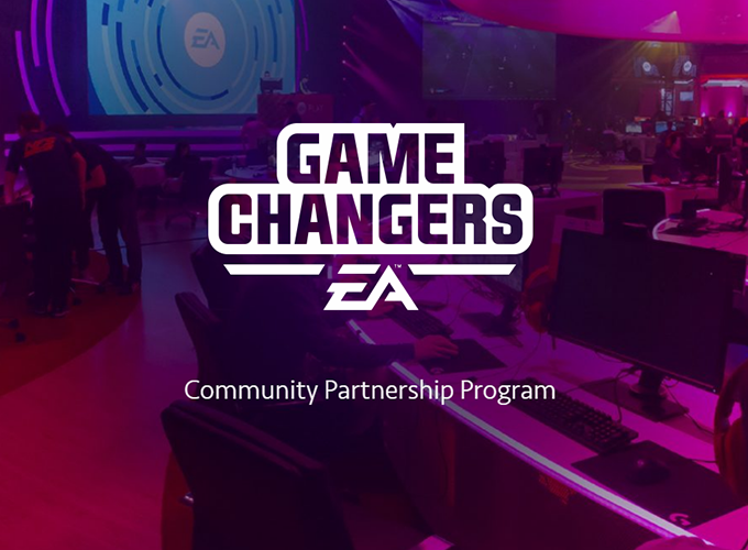 EA Launches Game Changers Website Opens Online Applications