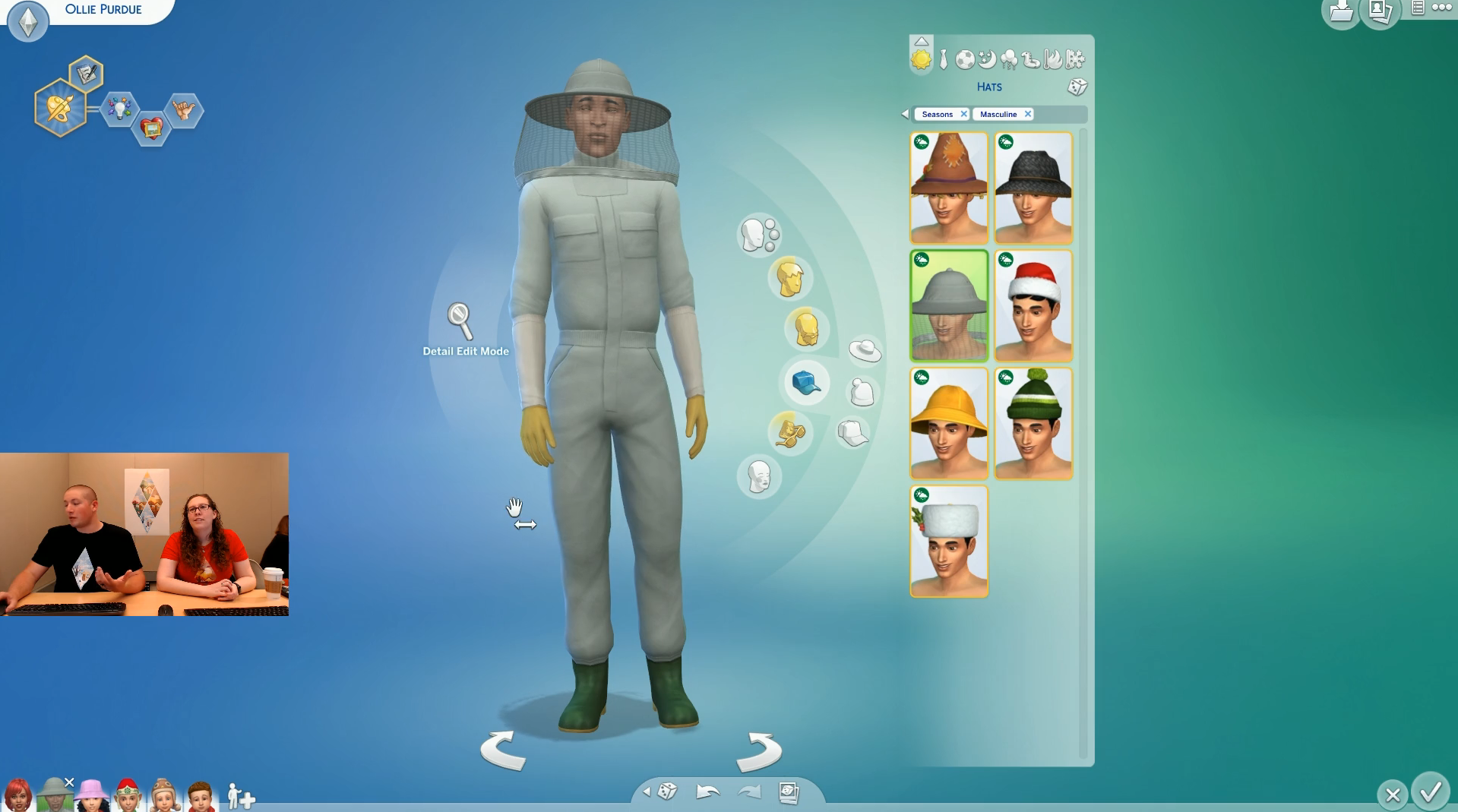 The Sims 4 Seasons: Live Stream Info/Q&A (In-Depth Overview