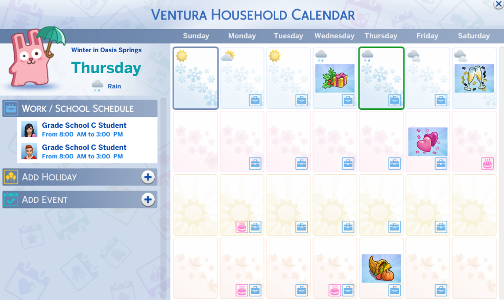 Getting Started With The Sims 4 Seasons | SimsVIP