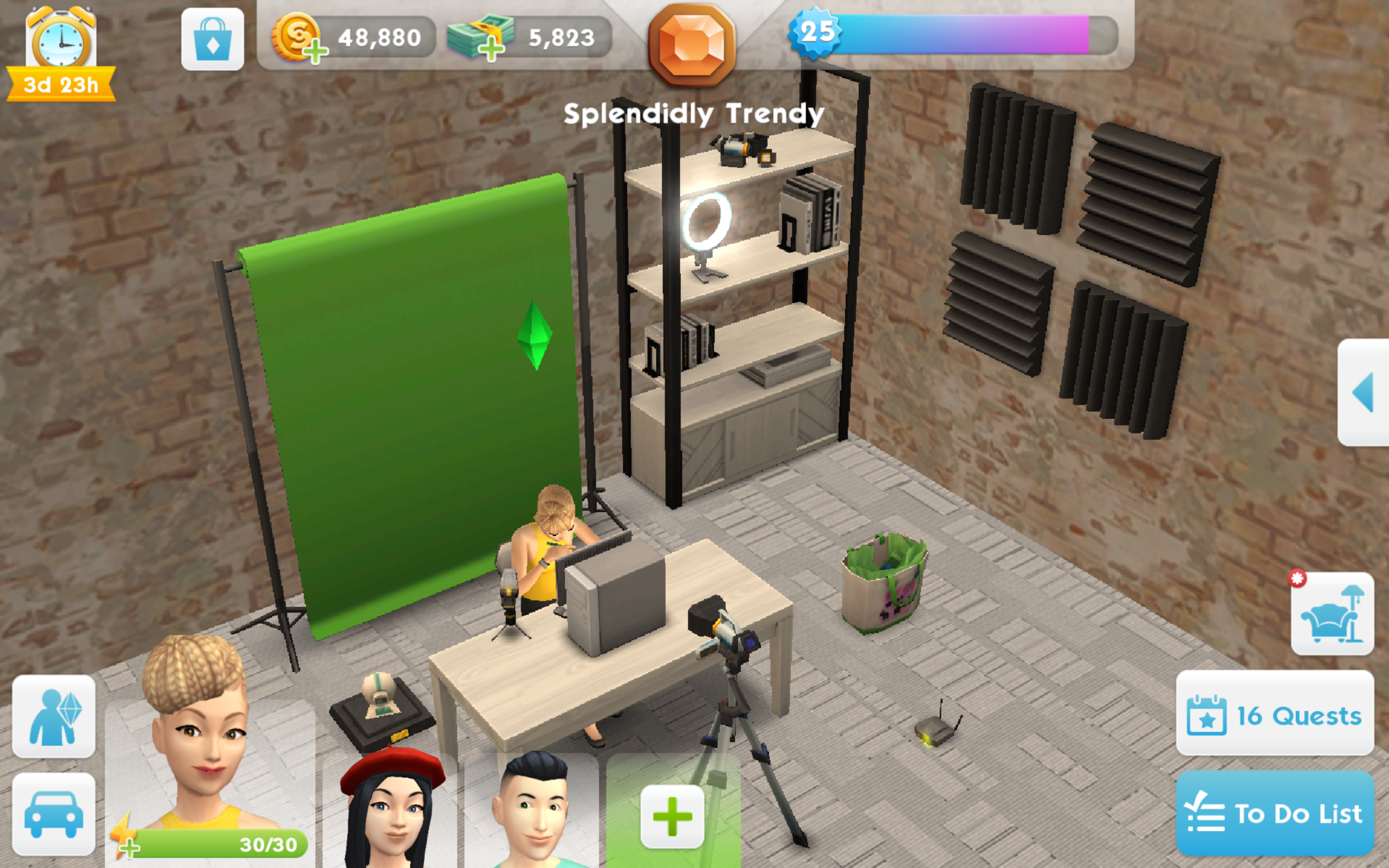 How To Complete and Unlock the Internet Icon Hobby Event in The Sims Mobile - SimsVIP - 웹