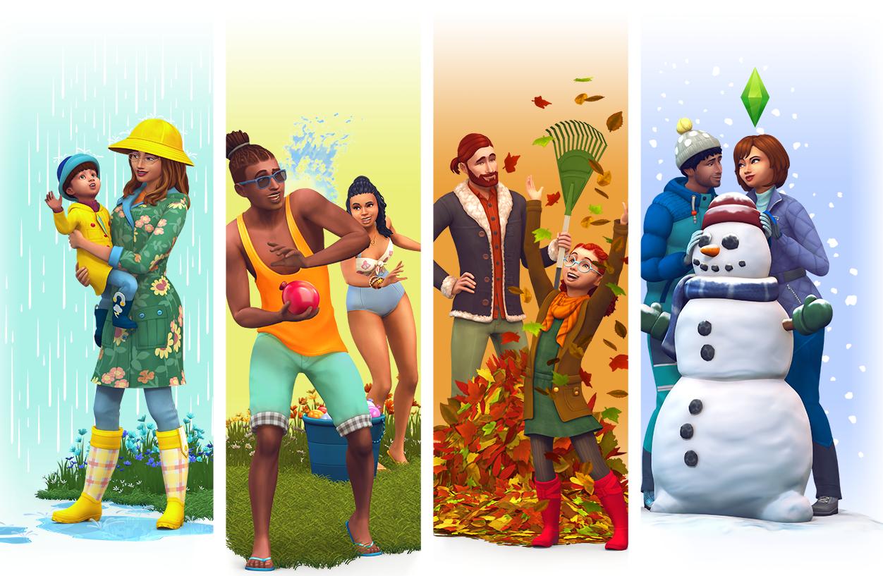 The sims 4 season patch downloadwhonew