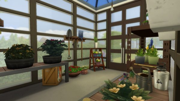 Tutorial Using Glass Roofs In The Sims 4 Simsvip