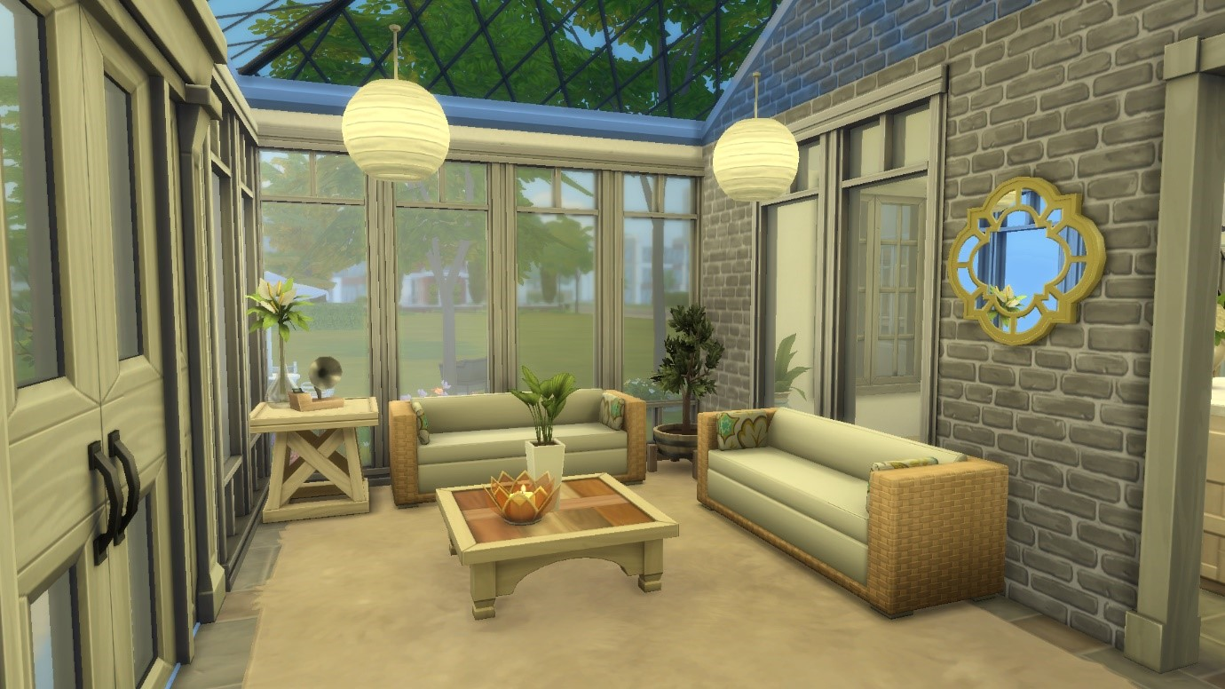 Tutorial: Using Glass Roofs in The Sims 4 | SimsVIP