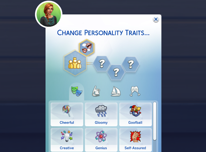 The Sims 4: Change Your Sim's Traits With the Trait Switching Potion