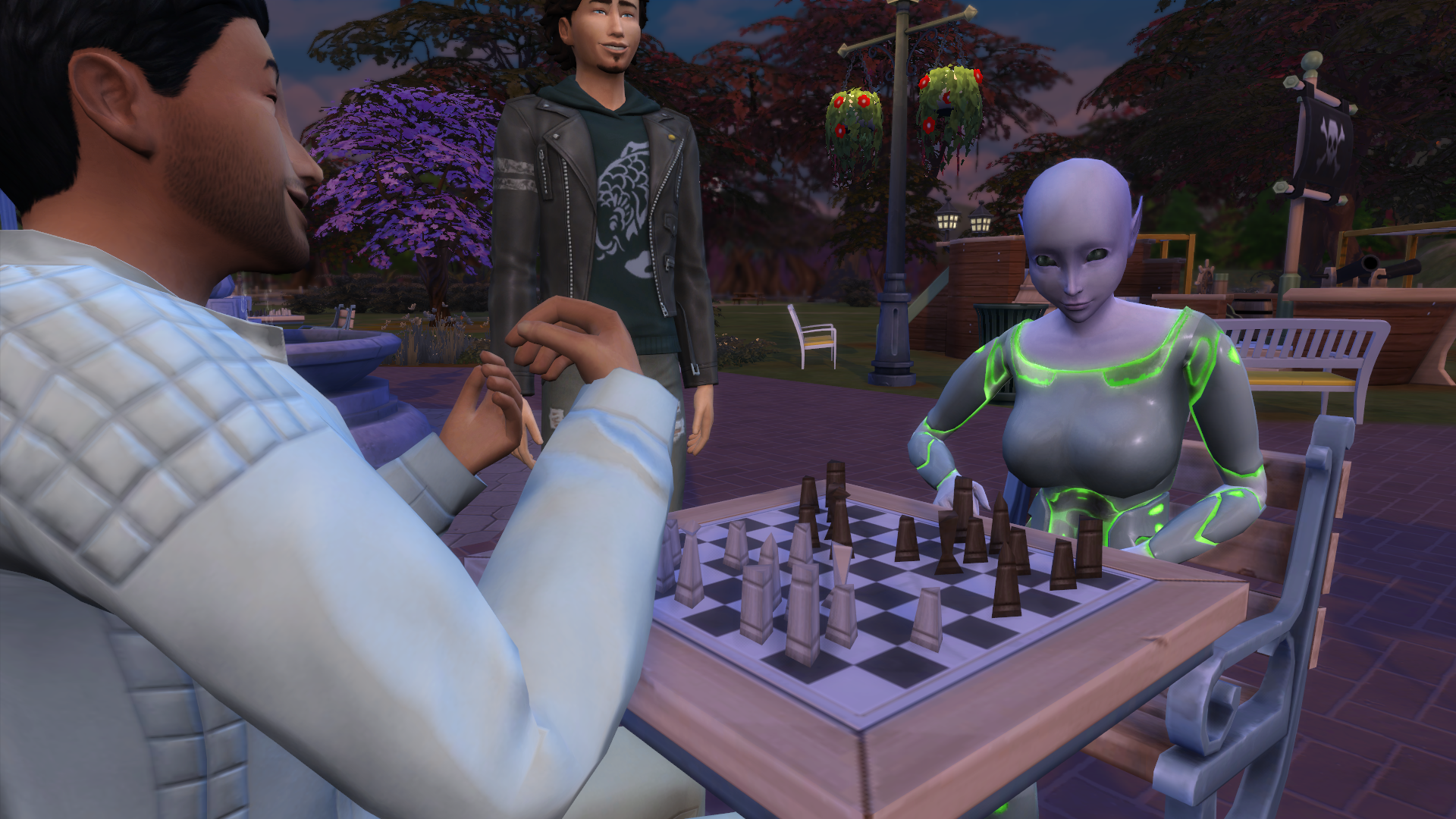 Conspiracy Theories: Planet Sixam is a Hoax | SimsVIP