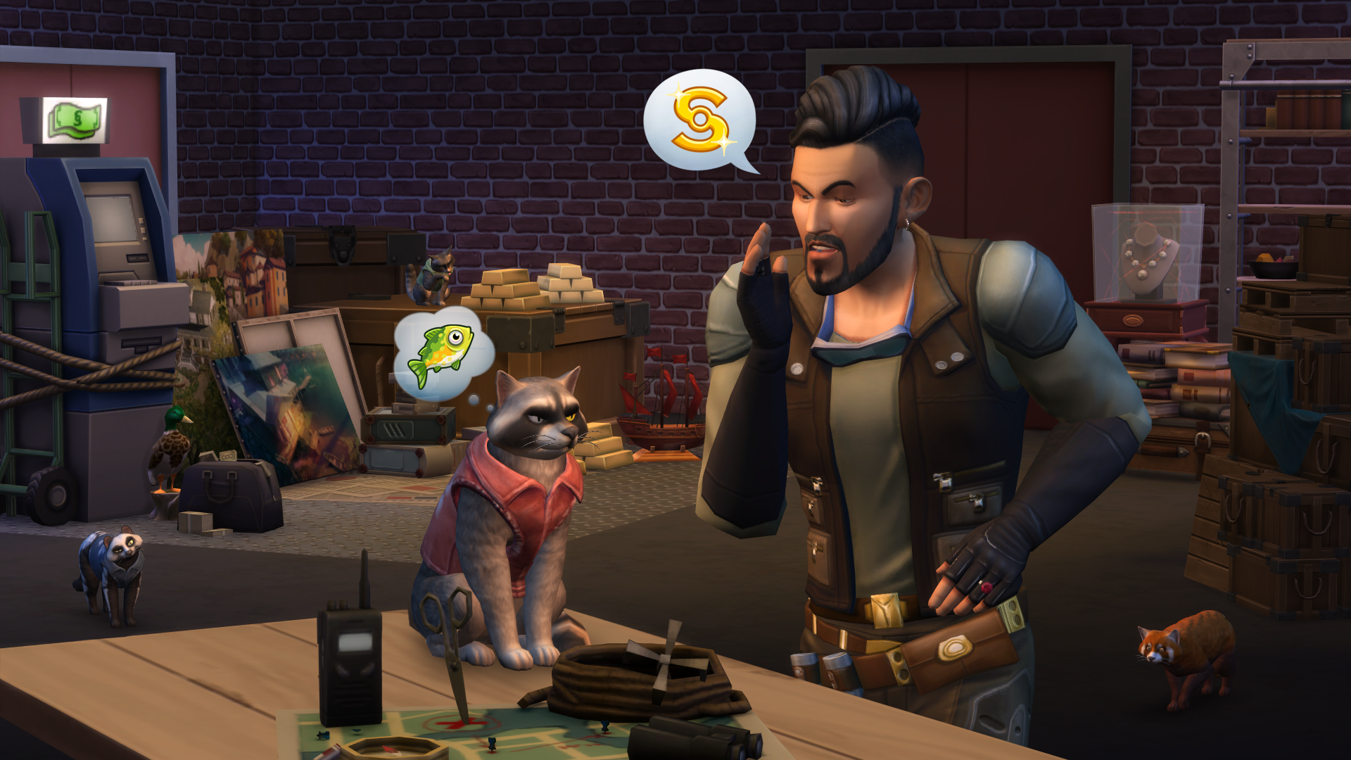 Confused about Pre Order of Cats and Dogs ... - The Sims ...