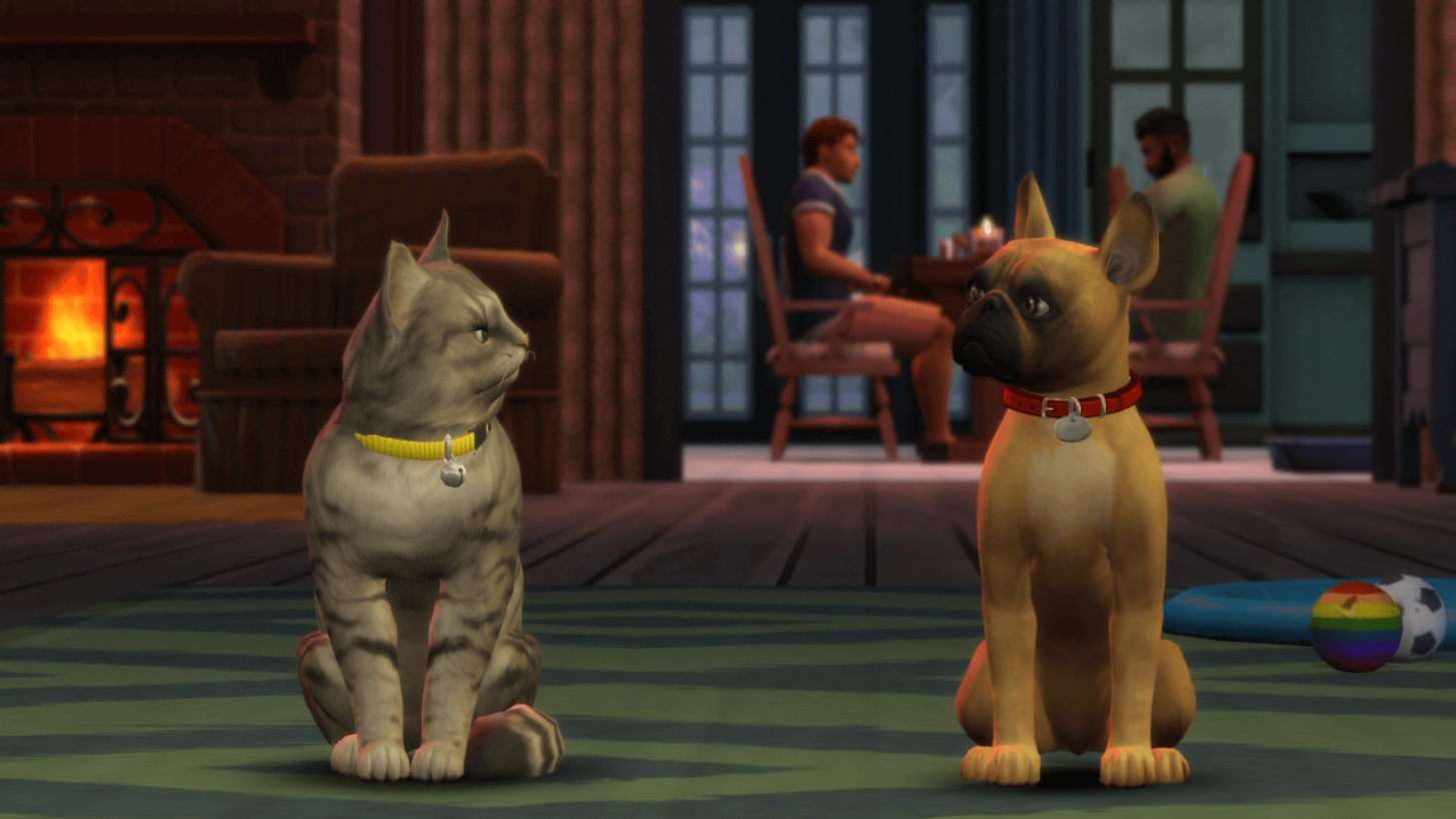 Cats And Dogs Pet Illnesses Sims