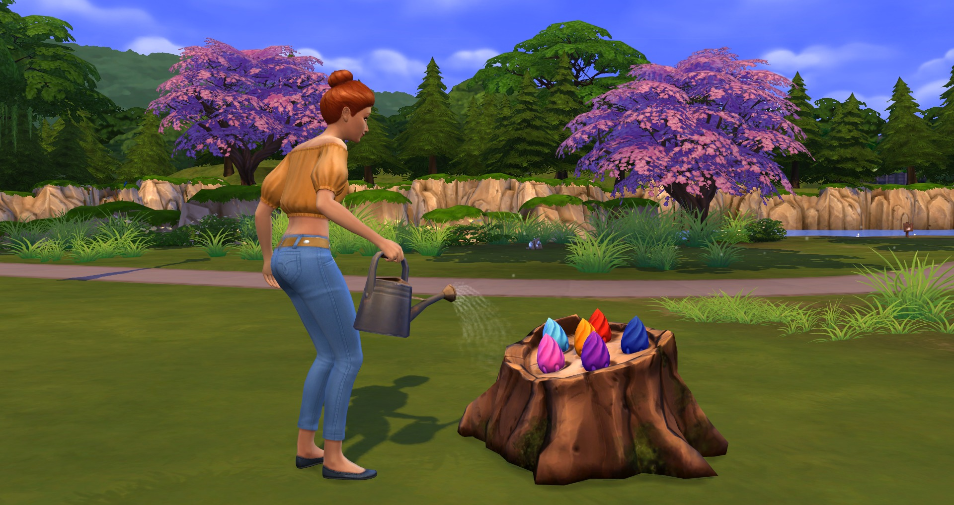The Sims 4: How To Become/Cure a PlantSim | SimsVIP