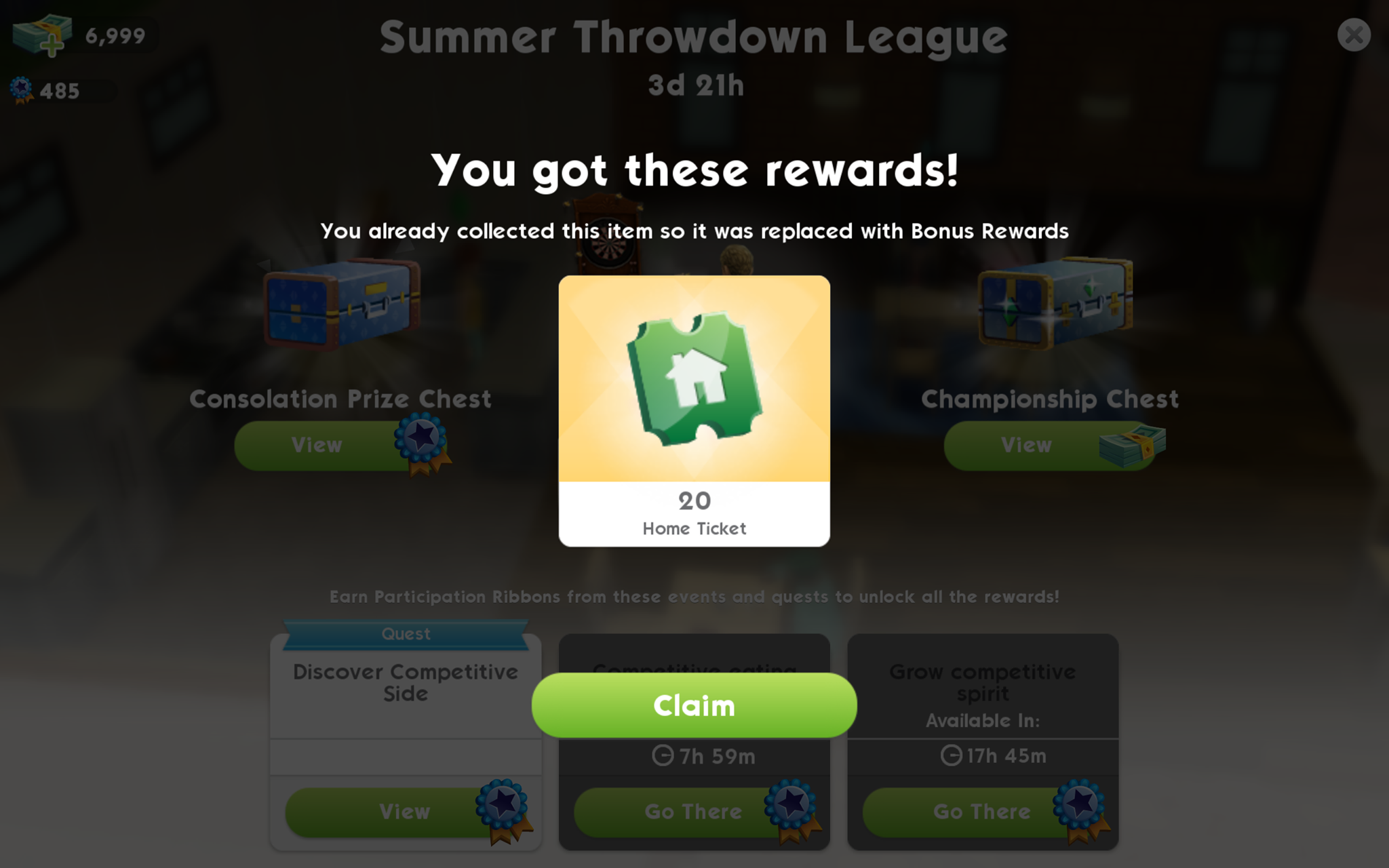 How To Complete The Summer Throwdown League Event Dartboard In