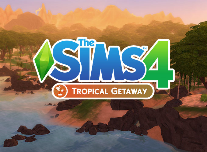 The Sims 4: Tropical Getaway Modpack Now Available   SimsVIP