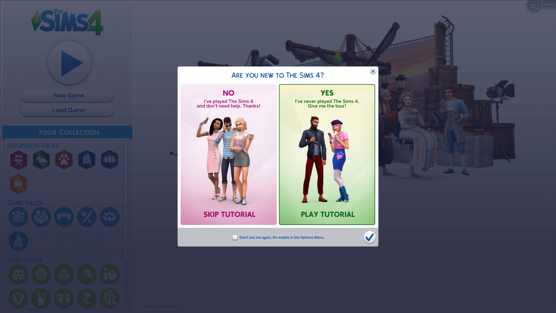sims 4 register a career
