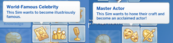 The Sims 4 Get Famous: Sim Traits, Aspirations, and Lot Traits | SimsVIP