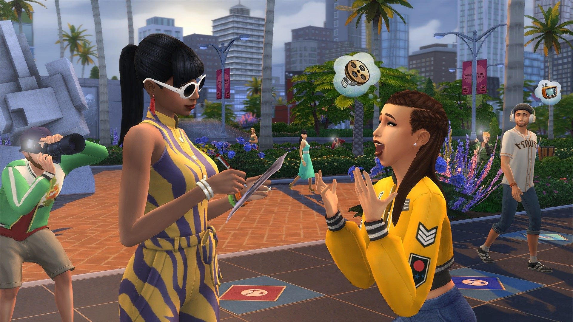 The Sims 4 Get Famous Guide | SimsVIP