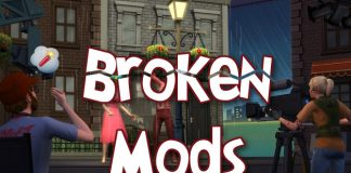 Broken Mods for November '18 Patch/Get Famous EP | SimsVIP