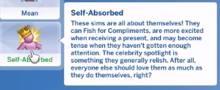 The Sims 4 Get Famous: Sim Traits, Aspirations, and Lot