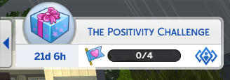 """How To Complete the """"Positivity"""" Challenge in The Sims 4"""