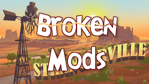 Broken Mods for February '19 Patch/StrangerVille GP | SimsVIP