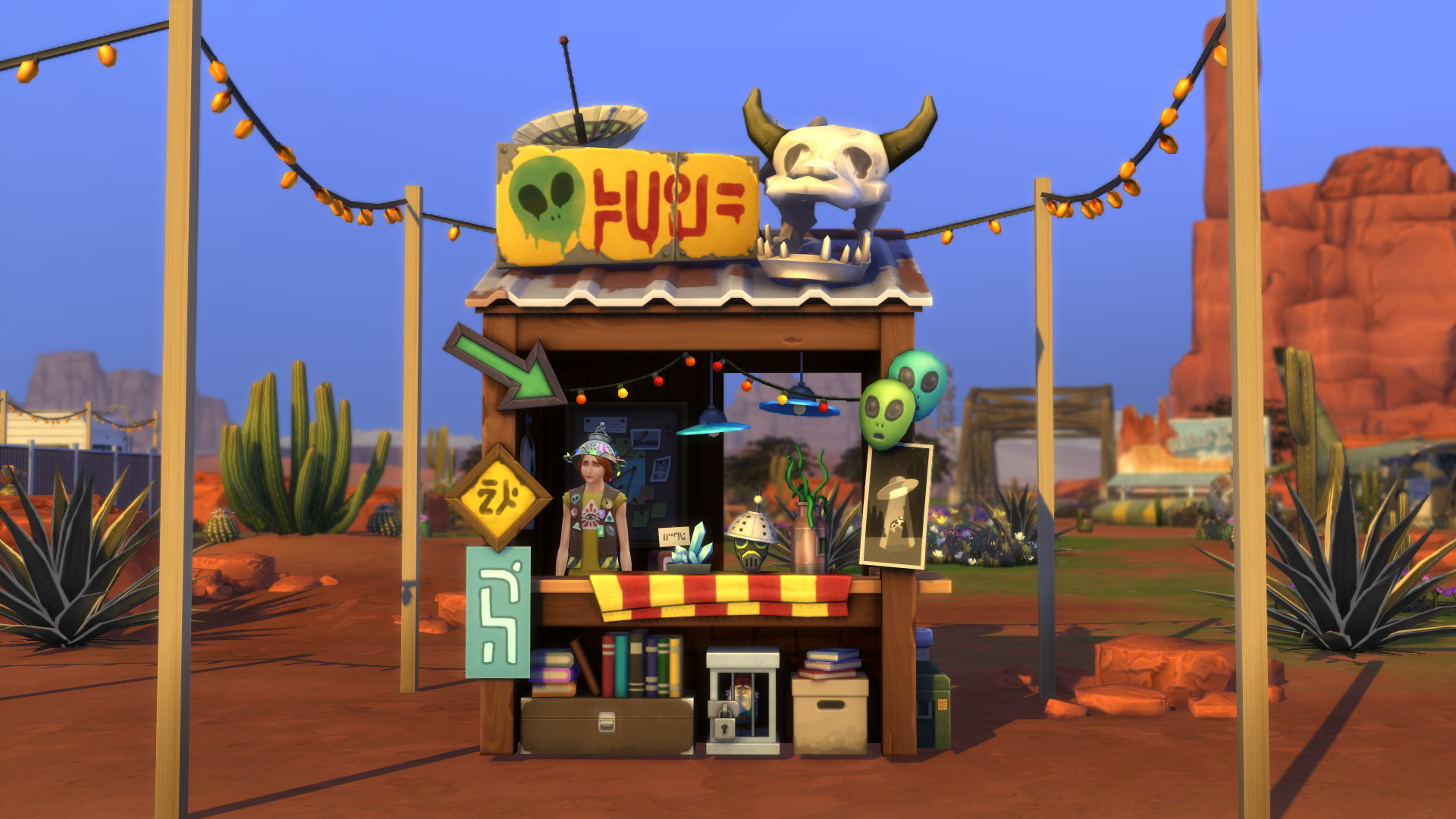 The Sims 4 StrangerVille Guide | SimsVIP