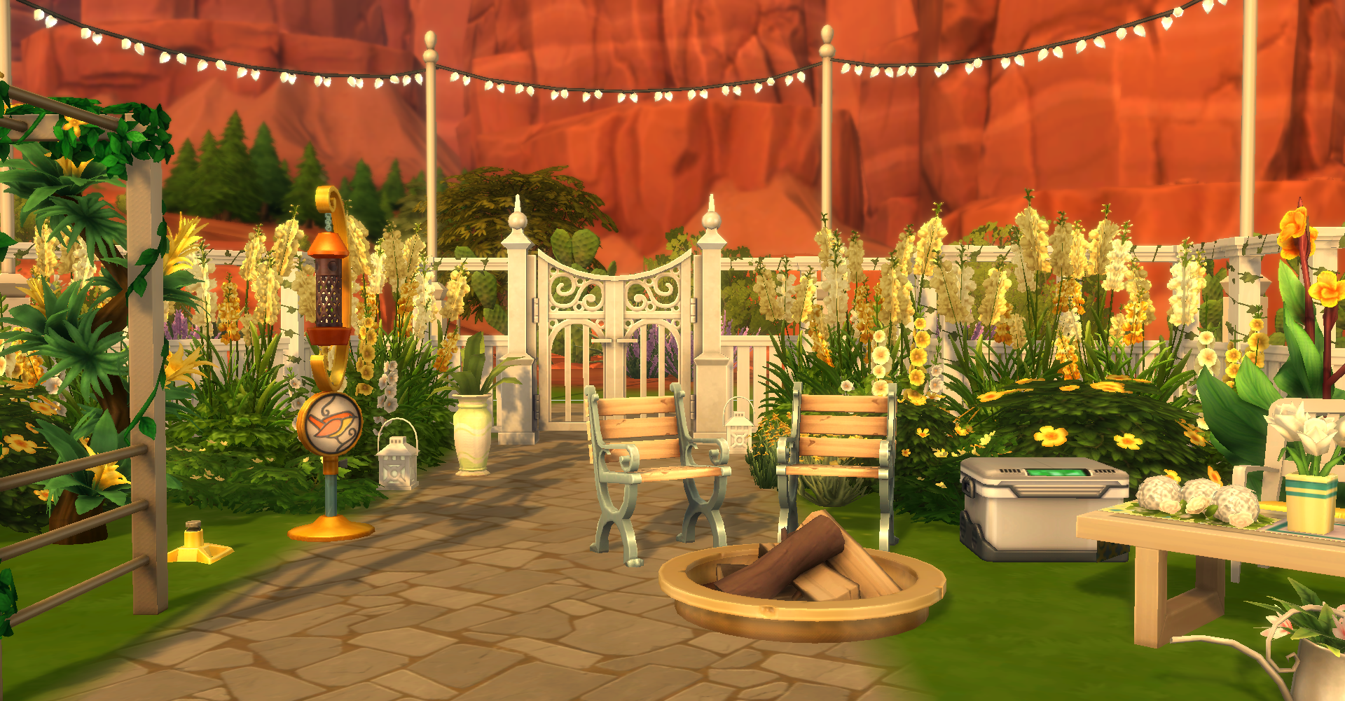 Inspiration Corner: Creating Better Gardens in The Sims 6  SimsVIP