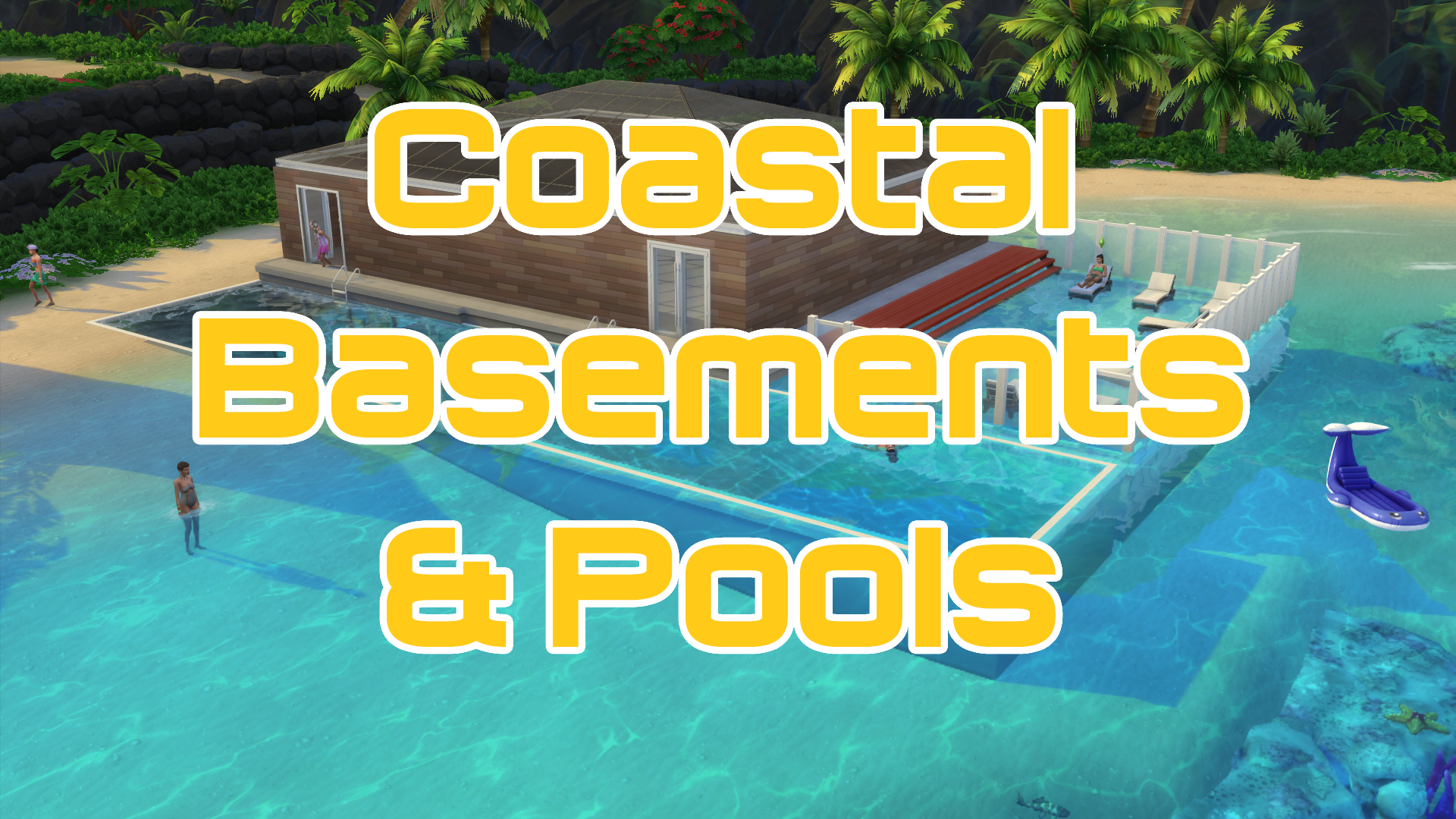 This Mod Enables Basements and Pools on Ocean Lots | SimsVIP