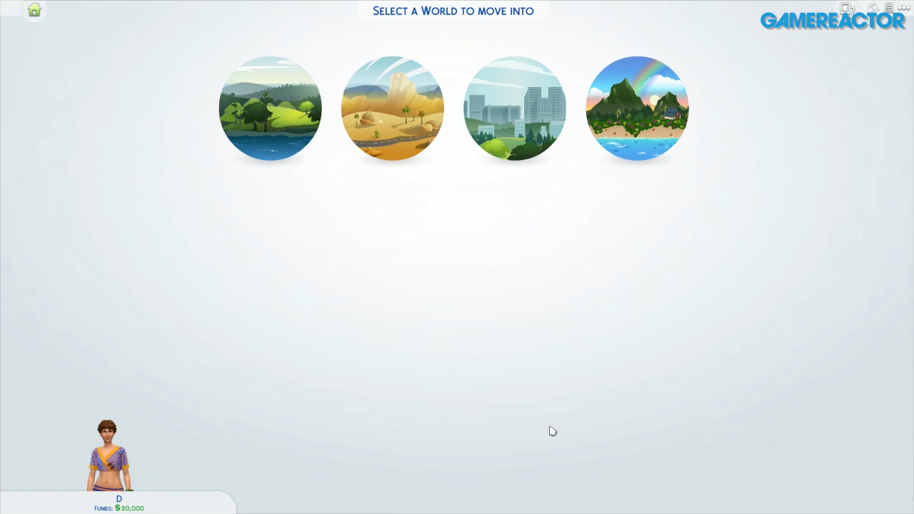The Sims 4 Island Living: World Map, Icon, and Lot Sizes